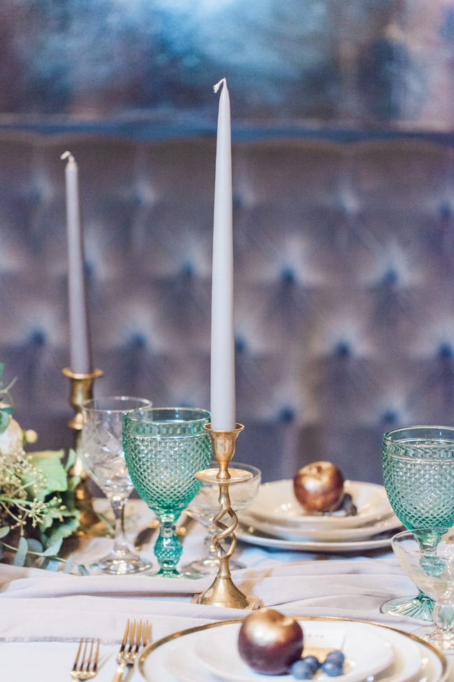 Chic modern wedding styling in London, images by Amanda Karen Photography (39)