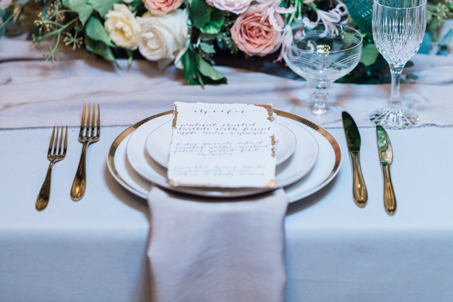 Chic modern wedding styling in London, images by Amanda Karen Photography (40)