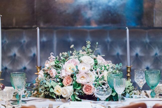 Chic modern wedding styling in London, images by Amanda Karen Photography (41)