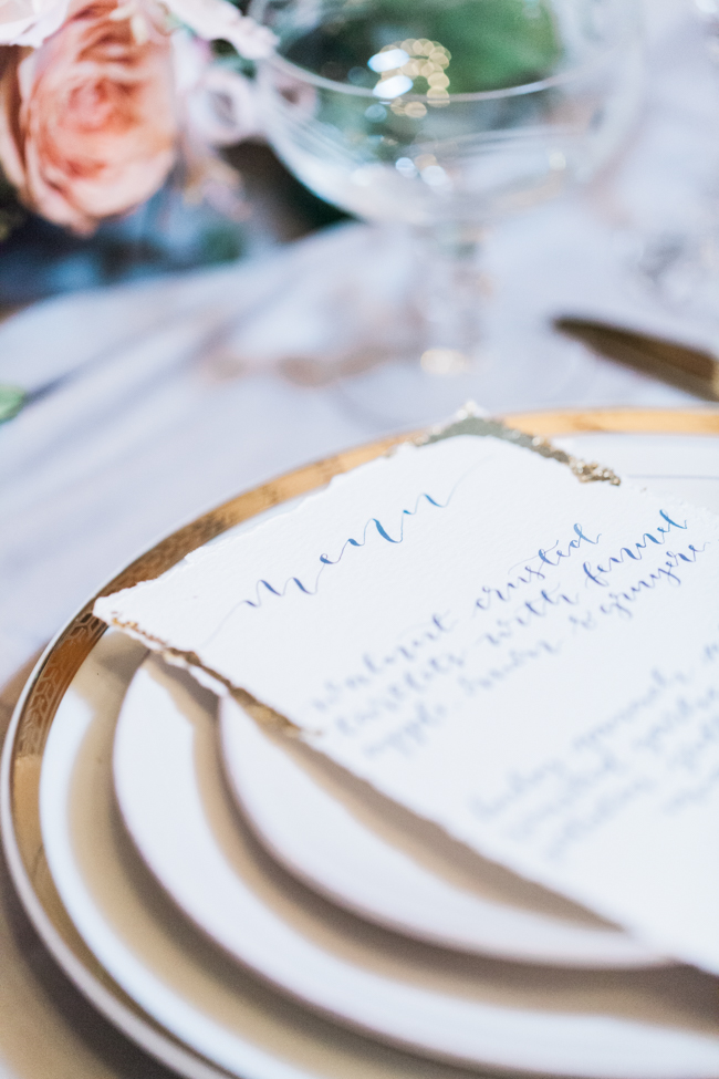 Chic modern wedding styling in London, images by Amanda Karen Photography (42)