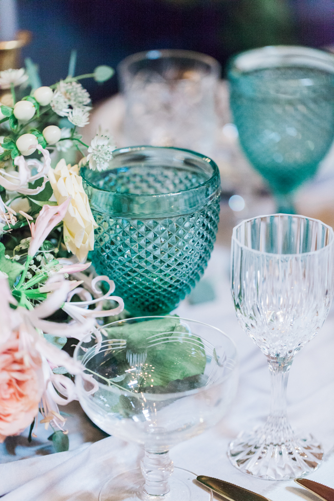 Chic modern wedding styling in London, images by Amanda Karen Photography (43)