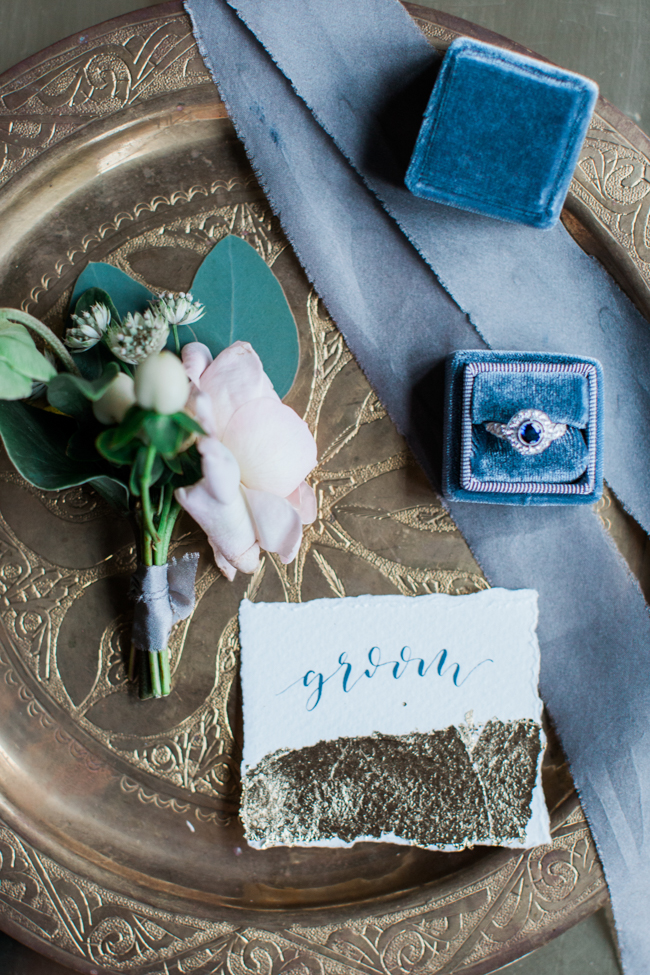 Chic modern wedding styling in London, images by Amanda Karen Photography (1)