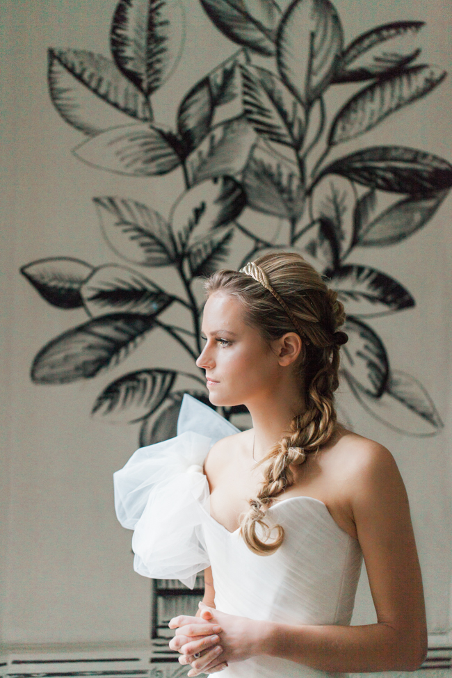 Chic modern wedding styling in London, images by Amanda Karen Photography (9)