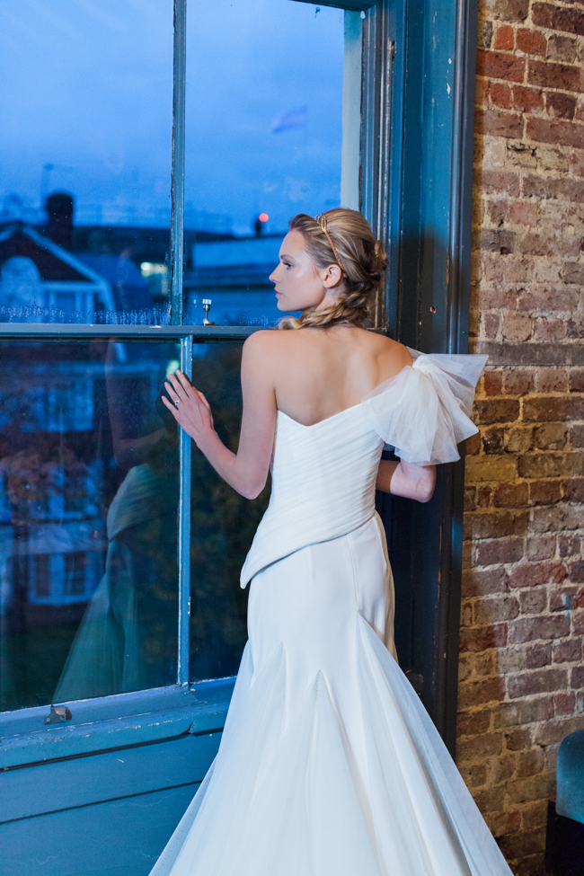 Chic modern wedding styling in London, images by Amanda Karen Photography (27)