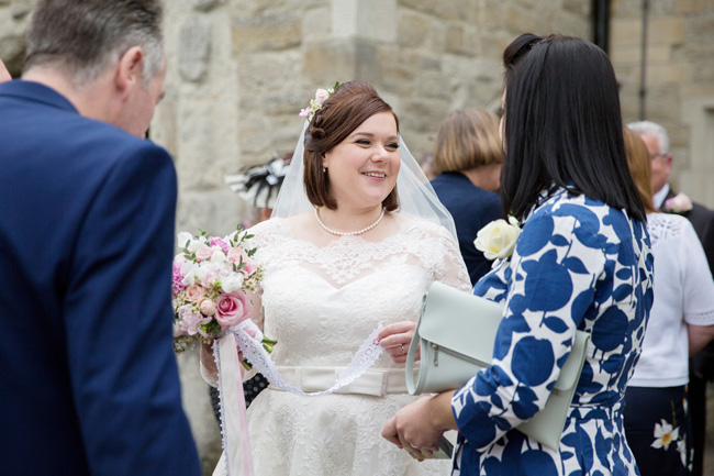 An intimate wedding at Kent's Archbishop's Palace, with Helen England Photography (7)