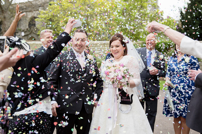 An intimate wedding at Kent's Archbishop's Palace, with Helen England Photography (8)