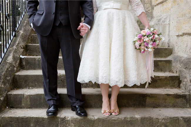 An intimate wedding at Kent's Archbishop's Palace, with Helen England Photography (10)