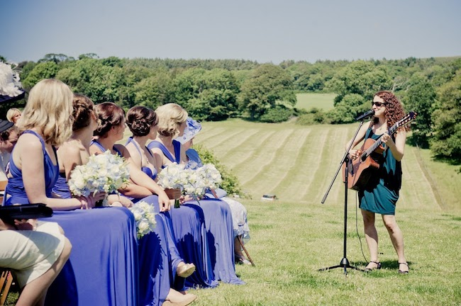 warble entertainment agency on the English Wedding Blog (18)