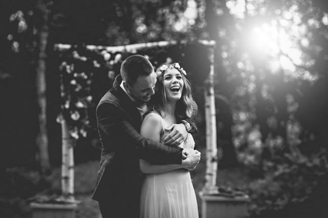 Woodland romance and beautiful bluebells for a Derbyshire wedding shoot with HBA Photography (17)