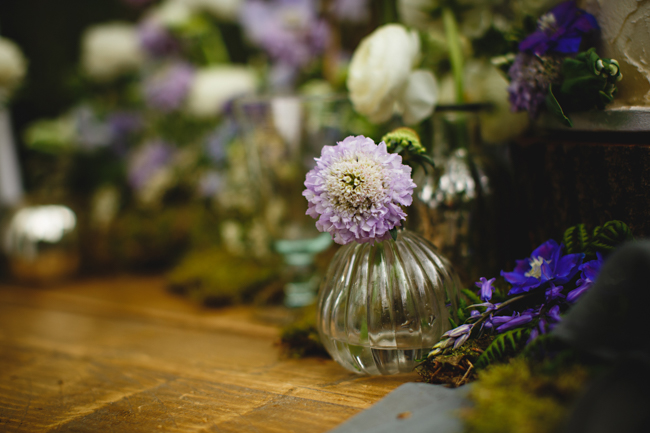 Woodland romance and beautiful bluebells for a Derbyshire wedding shoot with HBA Photography (30)