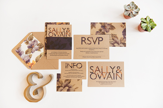 Mock Up Designs beautiful modern wedding stationery, credit Hannah Miles Photography (15)