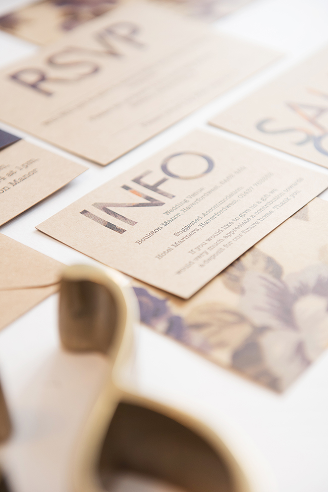 Mock Up Designs beautiful modern wedding stationery, credit Hannah Miles Photography (16)