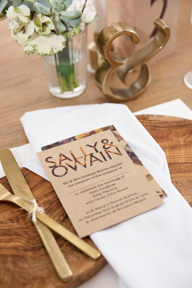 Mock Up Designs beautiful modern wedding stationery, credit Hannah Miles Photography (17)