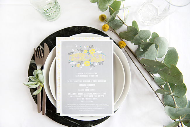 Mock Up Designs beautiful modern wedding stationery, credit Hannah Miles Photography (24)
