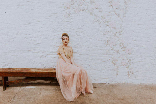 Modern ballet; bridal inspiration with a gorgeous twist. Image credit Oxi Photography (19)