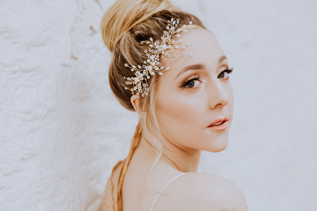 Modern ballet; bridal inspiration with a gorgeous twist. Image credit Oxi Photography (26)