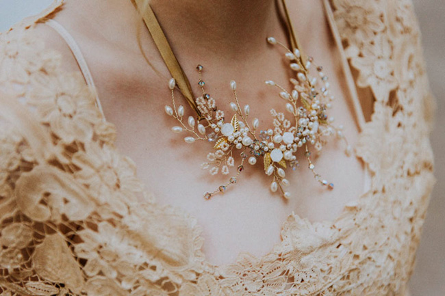 Modern ballet; bridal inspiration with a gorgeous twist. Image credit Oxi Photography (29)