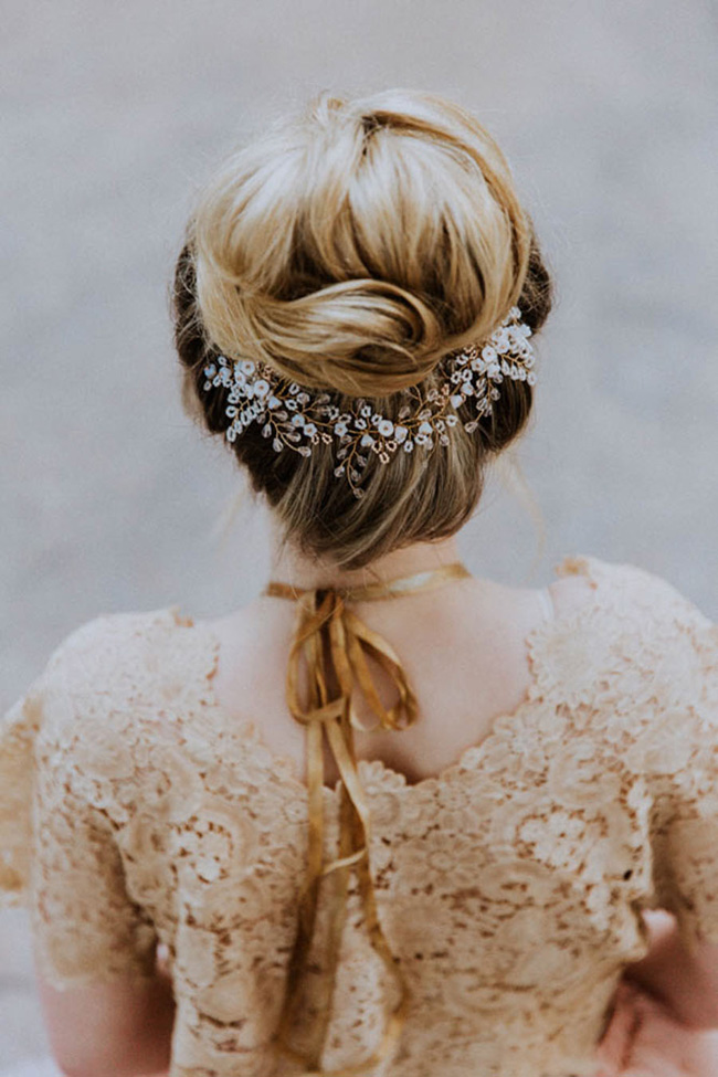 Modern ballet; bridal inspiration with a gorgeous twist. Image credit Oxi Photography (30)