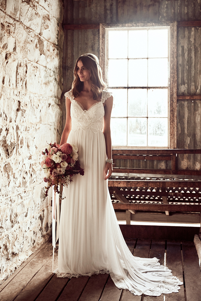 Eternal Heart collection by Anna Campbell, wedding dresses for 2018 brides (2)