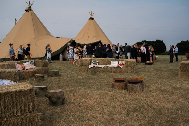 Festival wedding inspiration from the Secret Meadow in Essex. Image Lee Allison Photography (28)