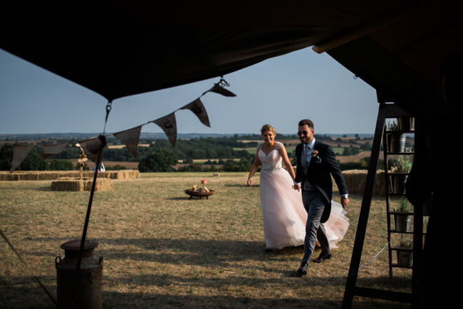 Festival wedding inspiration from the Secret Meadow in Essex. Image Lee Allison Photography (36)