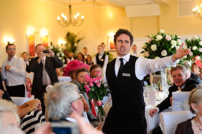 warble entertainment agency on the English Wedding Blog (9)