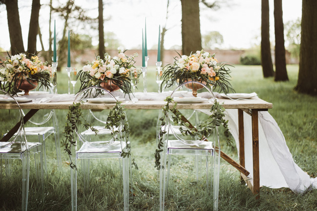 Understated luxury wedding styling in Hampshire by Jenna Hewitt, with Kitty Wheeler Shaw Photography (14)