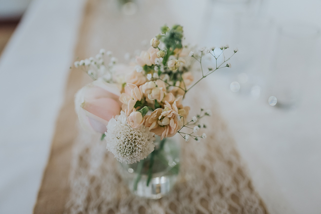 Romantic and simple styling for a traditional English wedding in Kent. Image by Michelle Cordner Photography (2)