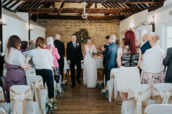 Romantic and simple styling for a traditional English wedding in Kent. Image by Michelle Cordner Photography (12)