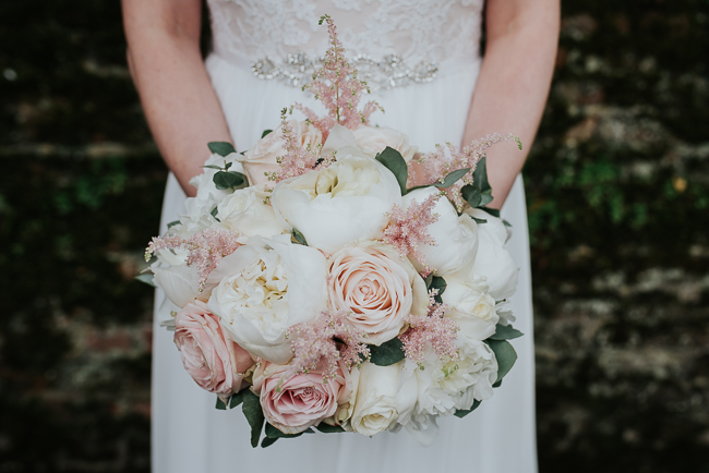 Romantic and simple styling for a traditional English wedding in Kent. Image by Michelle Cordner Photography (31)