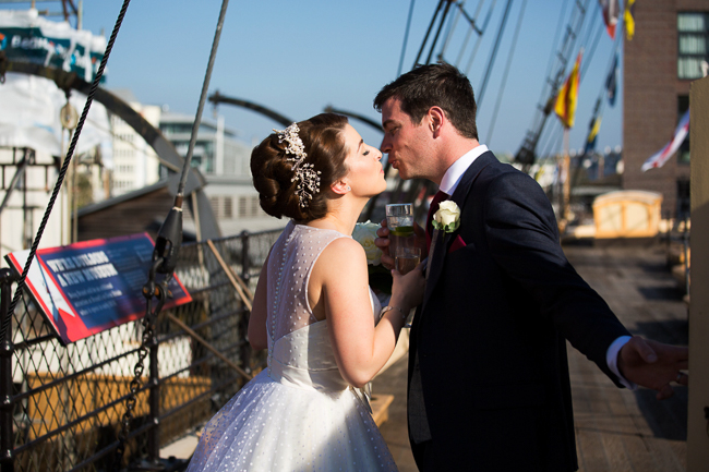 SS Great Britain wedding with Bristol photographer Martin Dabek (13)