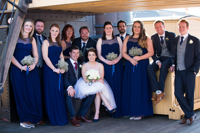 SS Great Britain wedding with Bristol photographer Martin Dabek (14)