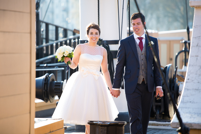 SS Great Britain wedding with Bristol photographer Martin Dabek (15)