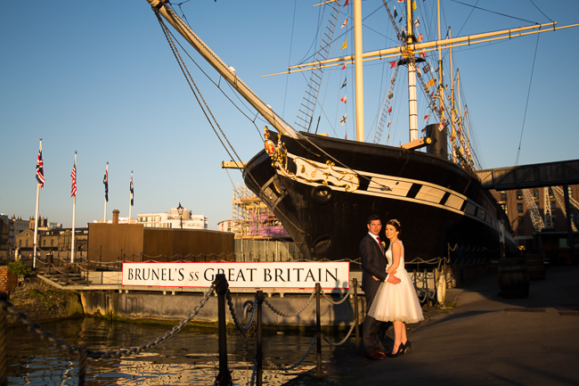 SS Great Britain wedding with Bristol photographer Martin Dabek (19)