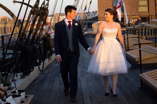 SS Great Britain wedding with Bristol photographer Martin Dabek (24)