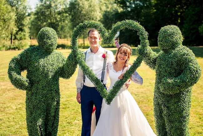 warble entertainment agency on the English Wedding Blog (2)