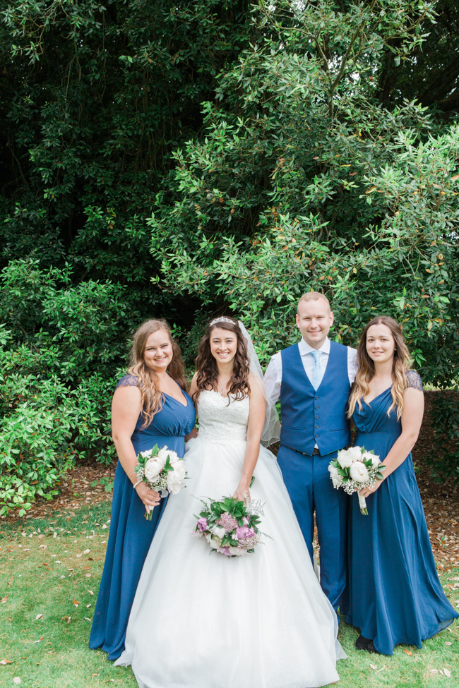 a beautiful fairytale wedding at Lainston with Amanda Karen Photography (29)