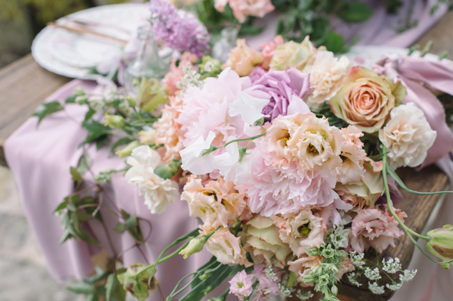 Wedding inspiration from West Dean Gardens in Sussex, with photography by Joanna Cleeve (8)