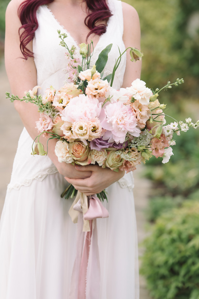 Wedding inspiration from West Dean Gardens in Sussex, with photography by Joanna Cleeve (11)