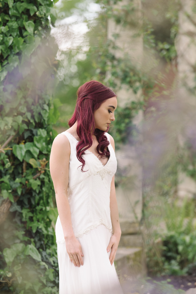 Wedding inspiration from West Dean Gardens in Sussex, with photography by Joanna Cleeve (13)