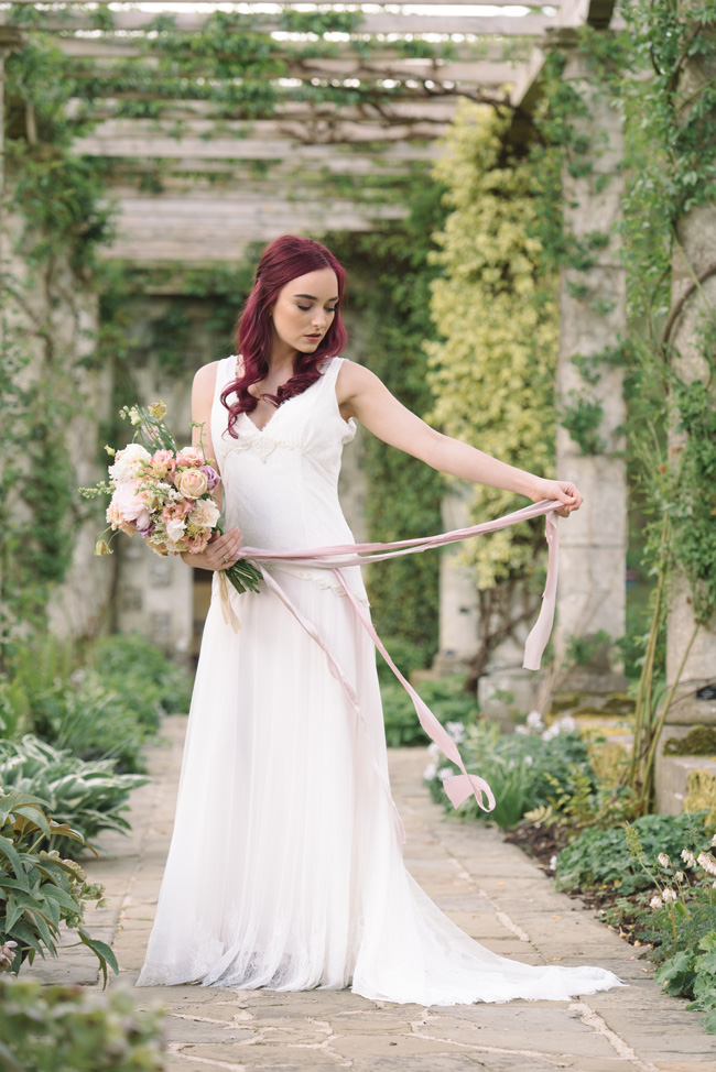 Wedding inspiration from West Dean Gardens in Sussex, with photography by Joanna Cleeve (16)