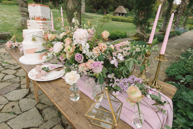 Wedding inspiration from West Dean Gardens in Sussex, with photography by Joanna Cleeve (20)