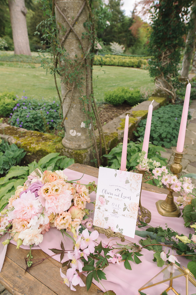 Wedding inspiration from West Dean Gardens in Sussex, with photography by Joanna Cleeve (21)