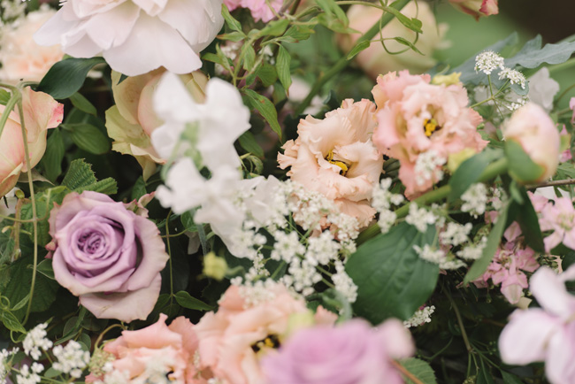 Wedding inspiration from West Dean Gardens in Sussex, with photography by Joanna Cleeve (22)