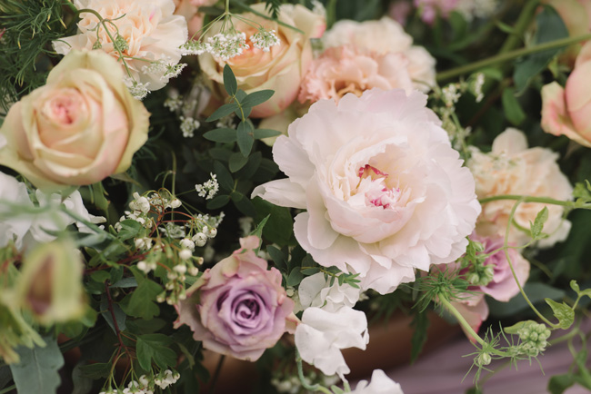 Wedding inspiration from West Dean Gardens in Sussex, with photography by Joanna Cleeve (23)