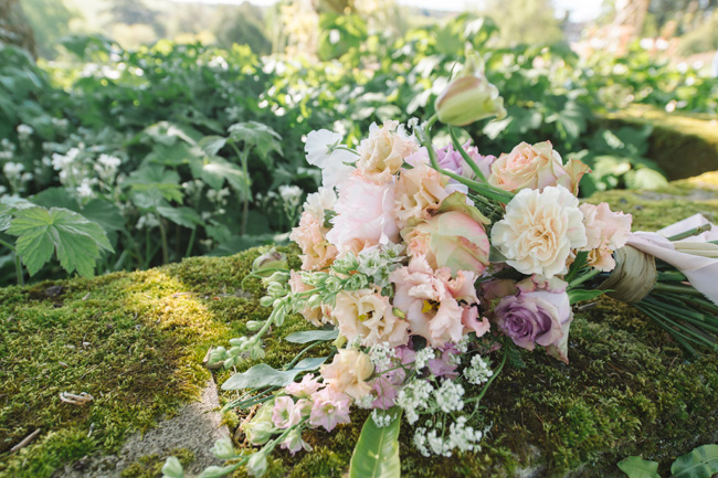 Wedding inspiration from West Dean Gardens in Sussex, with photography by Joanna Cleeve (3)