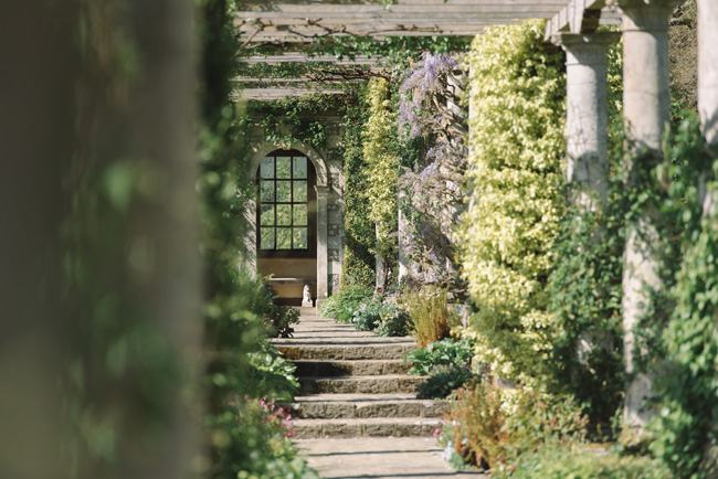 Wedding inspiration from West Dean Gardens in Sussex, with photography by Joanna Cleeve (4)