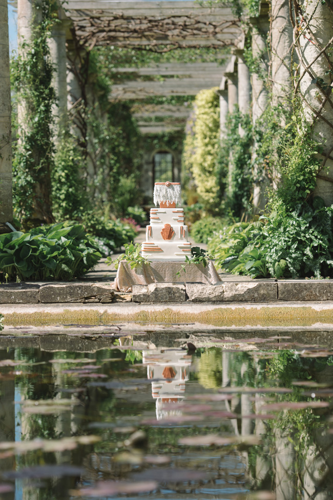 Wedding inspiration from West Dean Gardens in Sussex, with photography by Joanna Cleeve (5)