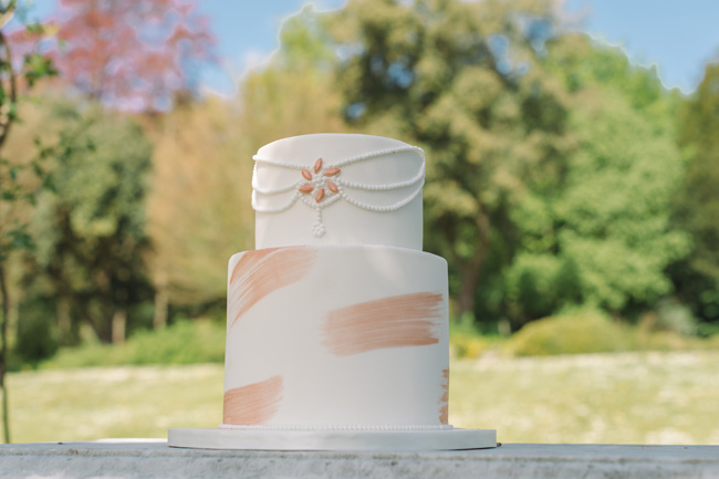 Wedding inspiration from West Dean Gardens in Sussex, with photography by Joanna Cleeve (6)