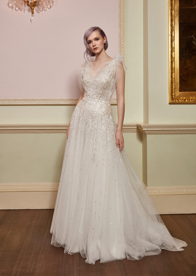 Jenny Packham 2018 Bridal Collection fall autumn - English Wedding Blog (12)
